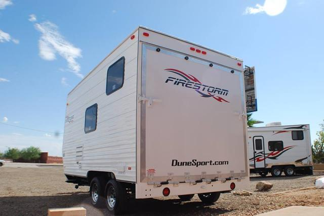 Dynamite 2013 14ft - Used Inventory | DuneSport.com Toy Haulers, RVs