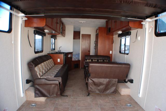 Kickin Kampers 2014 23ft Used Inventory Dunesport Com Toy Haulers Rvs Fifth Wheelers And More