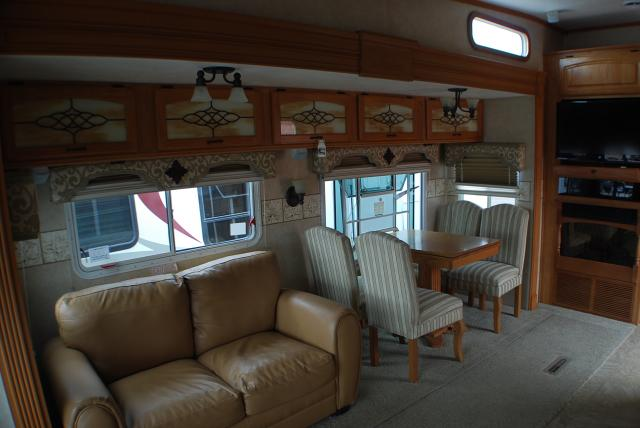 Jayco Designer 31rlts 2006 35ft Fifth Wheel Used
