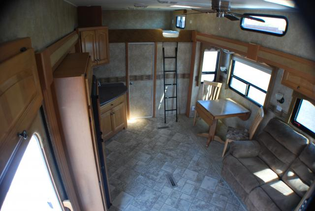 Newmar X Aire 40cksh 2010 40ft Fifth Wheel Toy Hauler