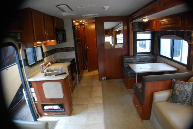 Fleetwood Bounder 34g 2008 35ft Motorhome Used Inventory Toy Haulers Rvs