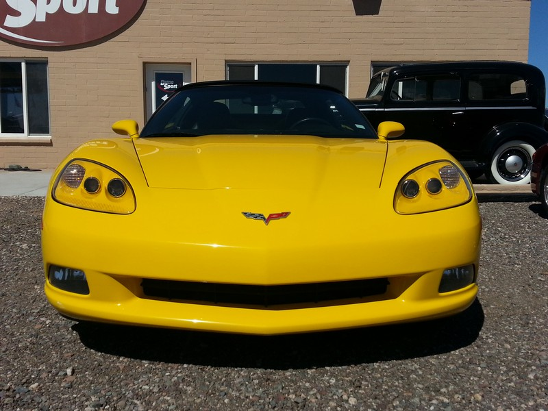 2005 Chevrolet Corvette Used Inventory Dunesport Com
