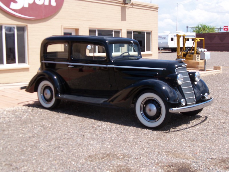 1934  Oldsmobile Series F
