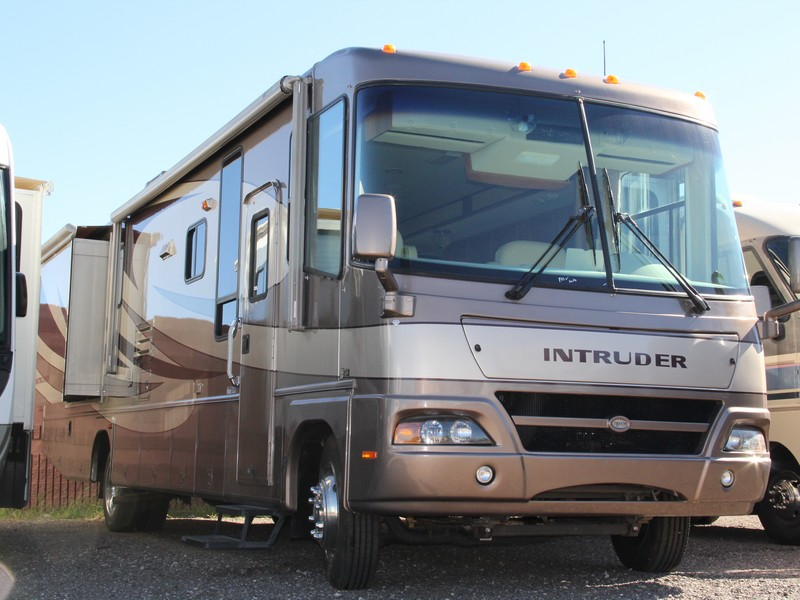 Damon Intruder 373w 2005 38ft Motorhome Used Inventory