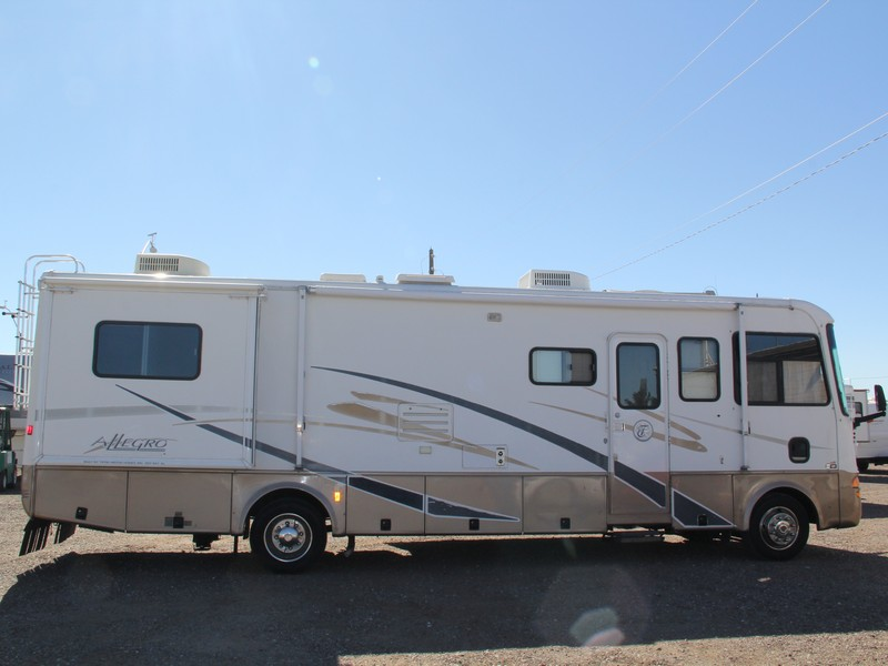 Tiffin Allegro 32ba 2004 33ft Motorhome Used Inventory