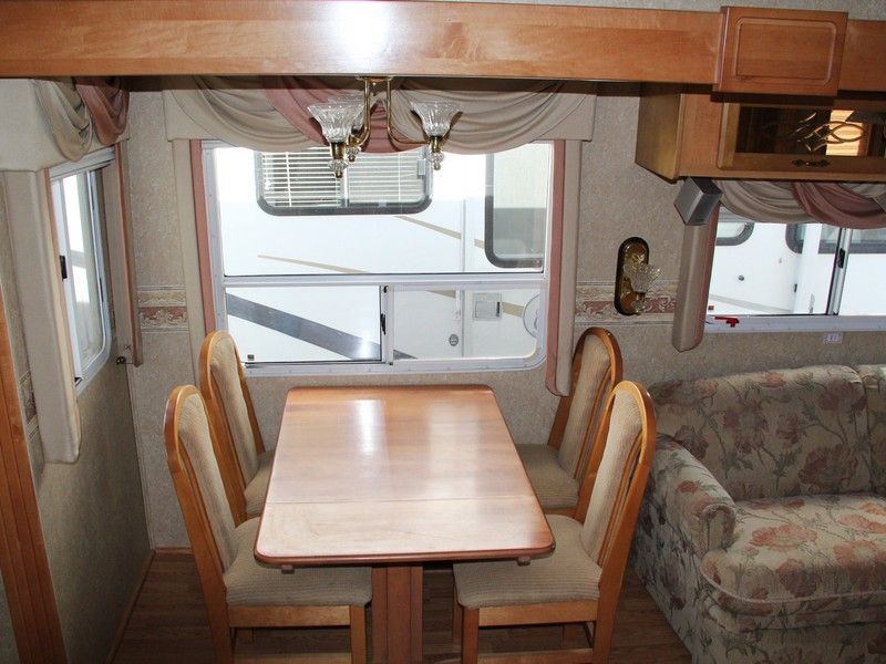 Jayco Legacy 3610rlts 2004 37ft Fifth Wheel Used