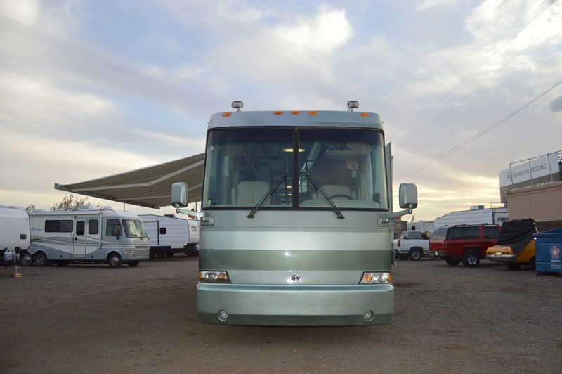 Beaver Patriot Monticello Ds 2001 40ft Motorhome Used