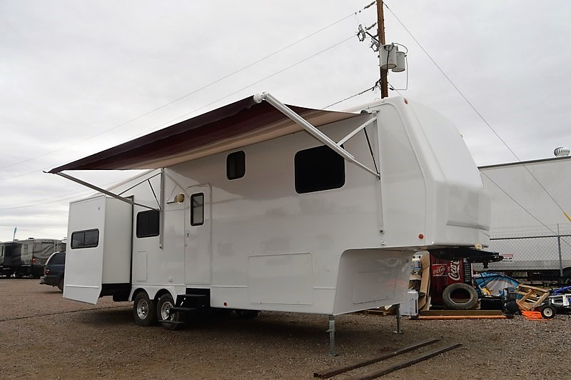 2007 34ft Alpenlite Voyager 31CK Fifth Wheel