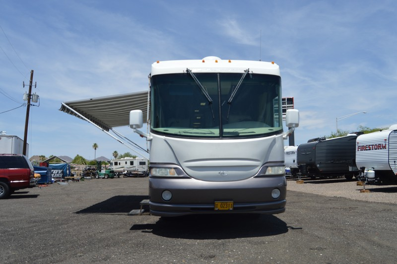 Coachmen Sportscoach 400ds 2001 40ft Motorhome Used