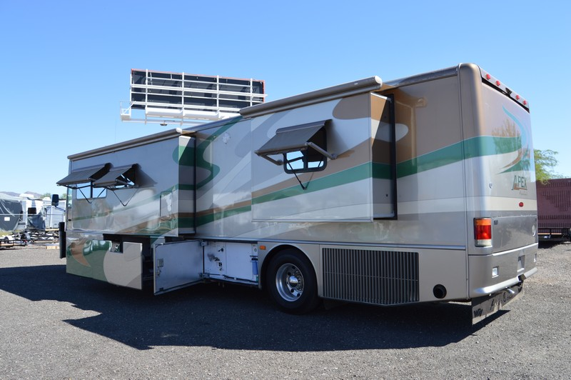 Alpine Apex 40md 2006 40ft Motorhome Used Inventory