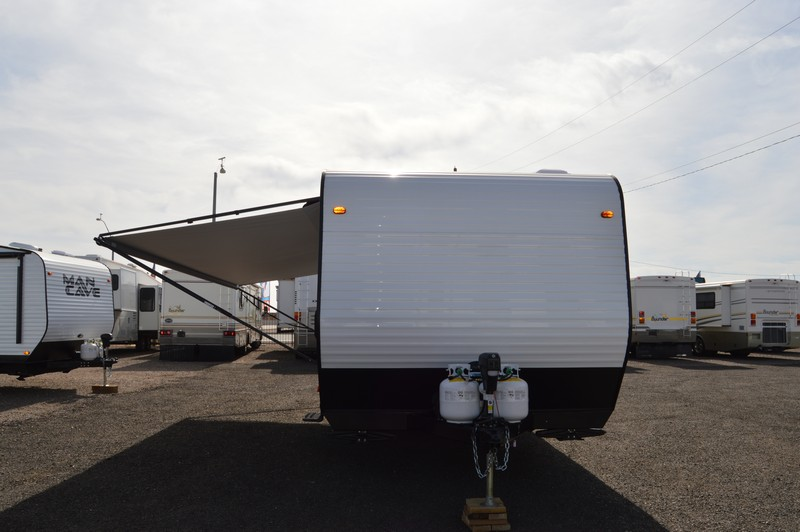 Man Cave Firestorm Th24 2018 24ft Toy Hauler Used