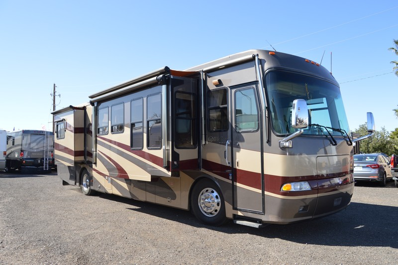 2005 40ft Monaco Windsor 40PAQ Motorhome