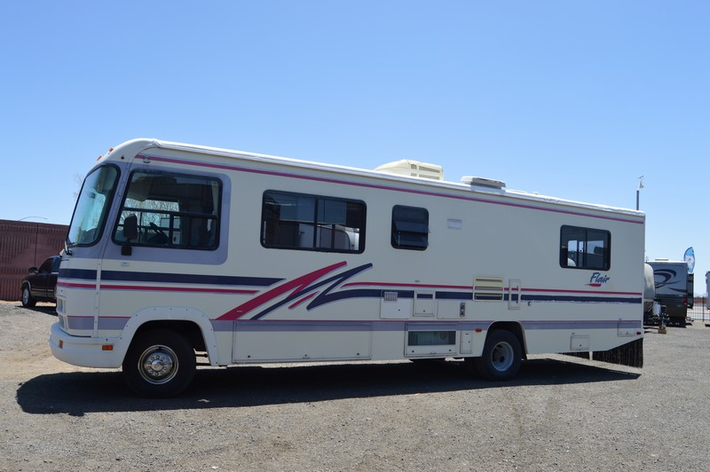 Fleetwood Flair 30h 1995 30ft Motorhome Used Inventory
