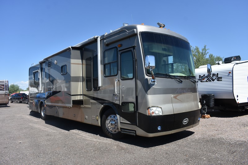 2005 38ft Allegro Bus 38TGP Motorhome