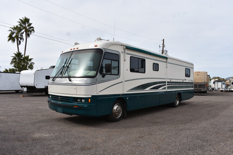 1997 38ft Holiday Rambler Endeavor  Motorhome