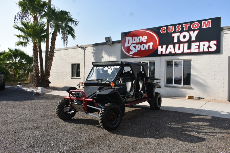 2016 12ft TOMCAR TM47CL