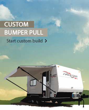 Build a Custom Bumper Pull Toy Hauler