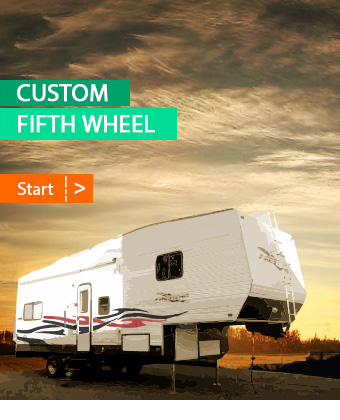 Build a Custom Fifth Wheel Toy Hauler