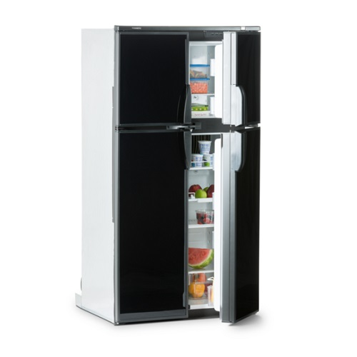 Quad Door 13cf Fridge/Freezer/Ice Maker