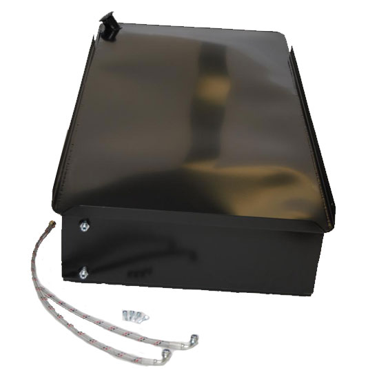 Fuel Tank 30 Gallon For Generator W/Interior Gauge
