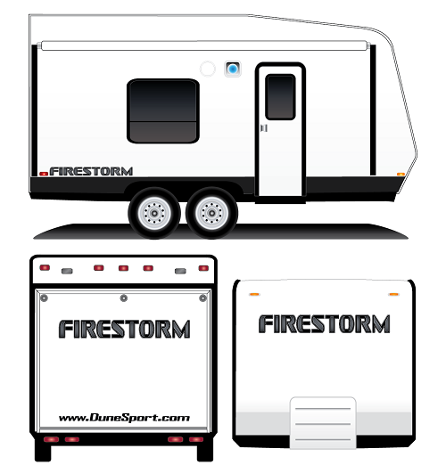 Logo Package Firestorm Grey