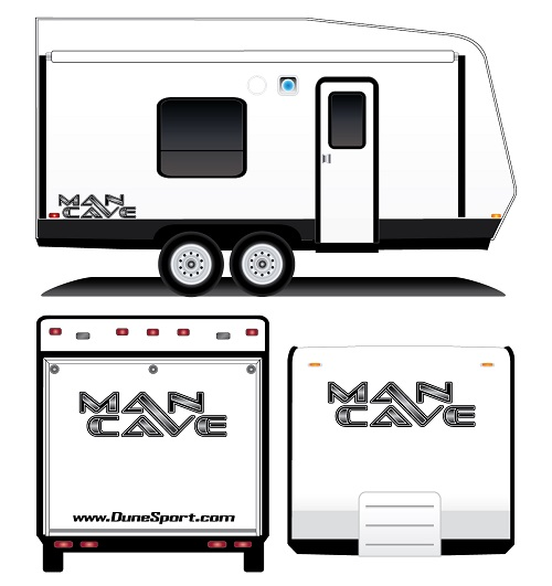 Man Cave Logo Package