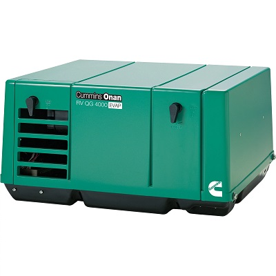 Generator Built In Onan 4000W Gas