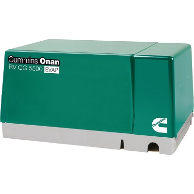 Generator Built In Onan 5500W Gas
