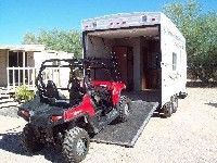 18 Loaded With Polaris Rzr And A Quad